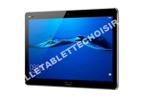tablette huawei tablette tactile mediapad m3 lite 10 32 go wifi 4g grise au m. Black Bedroom Furniture Sets. Home Design Ideas