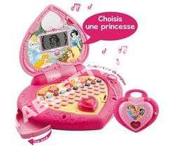 Tablette vtech princesses ordinateur enfant 110105 au - Ordinateur princesse ...